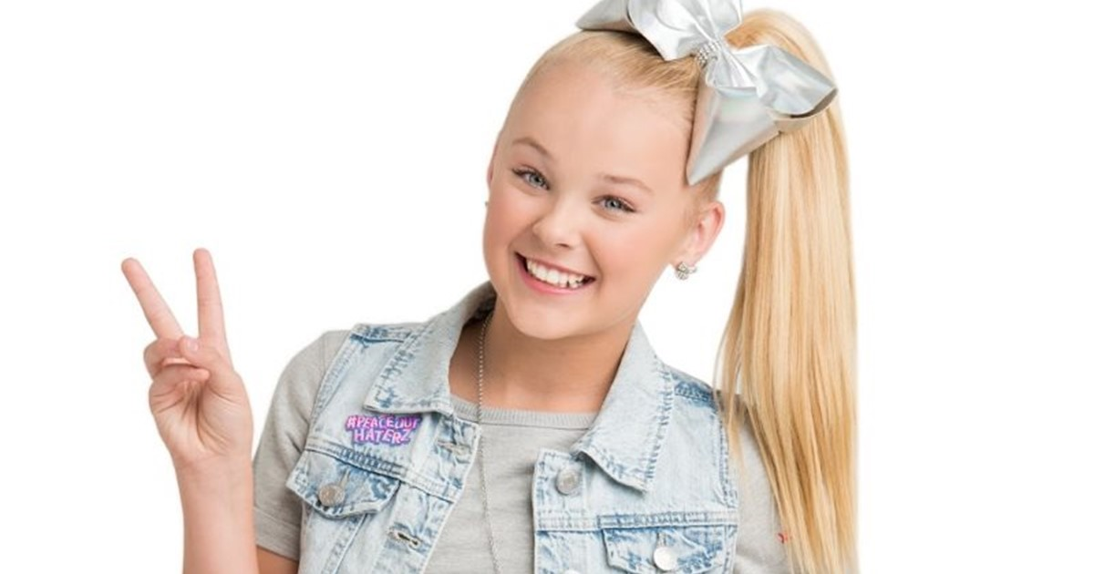I M A Dancer Against Cancer Jojo Siwa Hiphop Solo